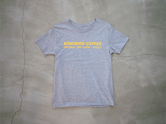 SONGBIRD COFFEE T-SHIRTS