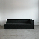 DIRT WALL SOFA  3SEATER