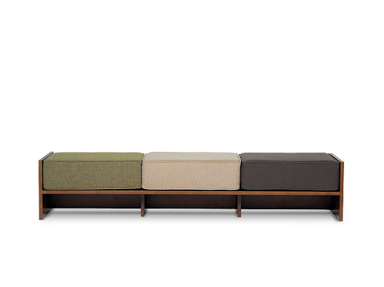 LS BENCH 3SEATER