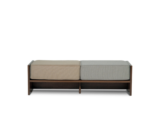 LS BENCH 2SEATER